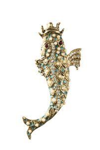 Albani Scala anello pesce