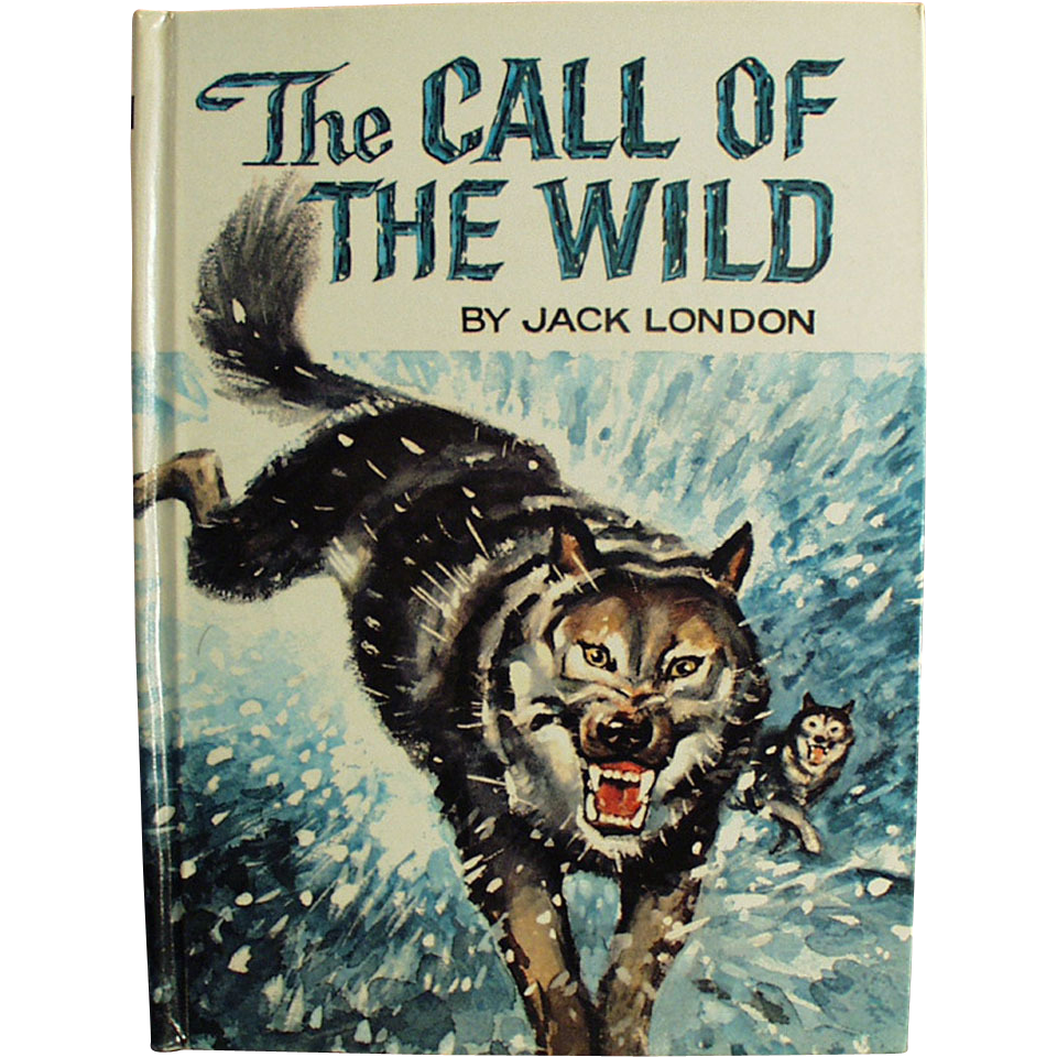 Man In The Wilderness By Jack De Witt Hardcover Old Book The Call Of The Wild By Jack London With Images Jack London Man In The Wilderness Wild Book