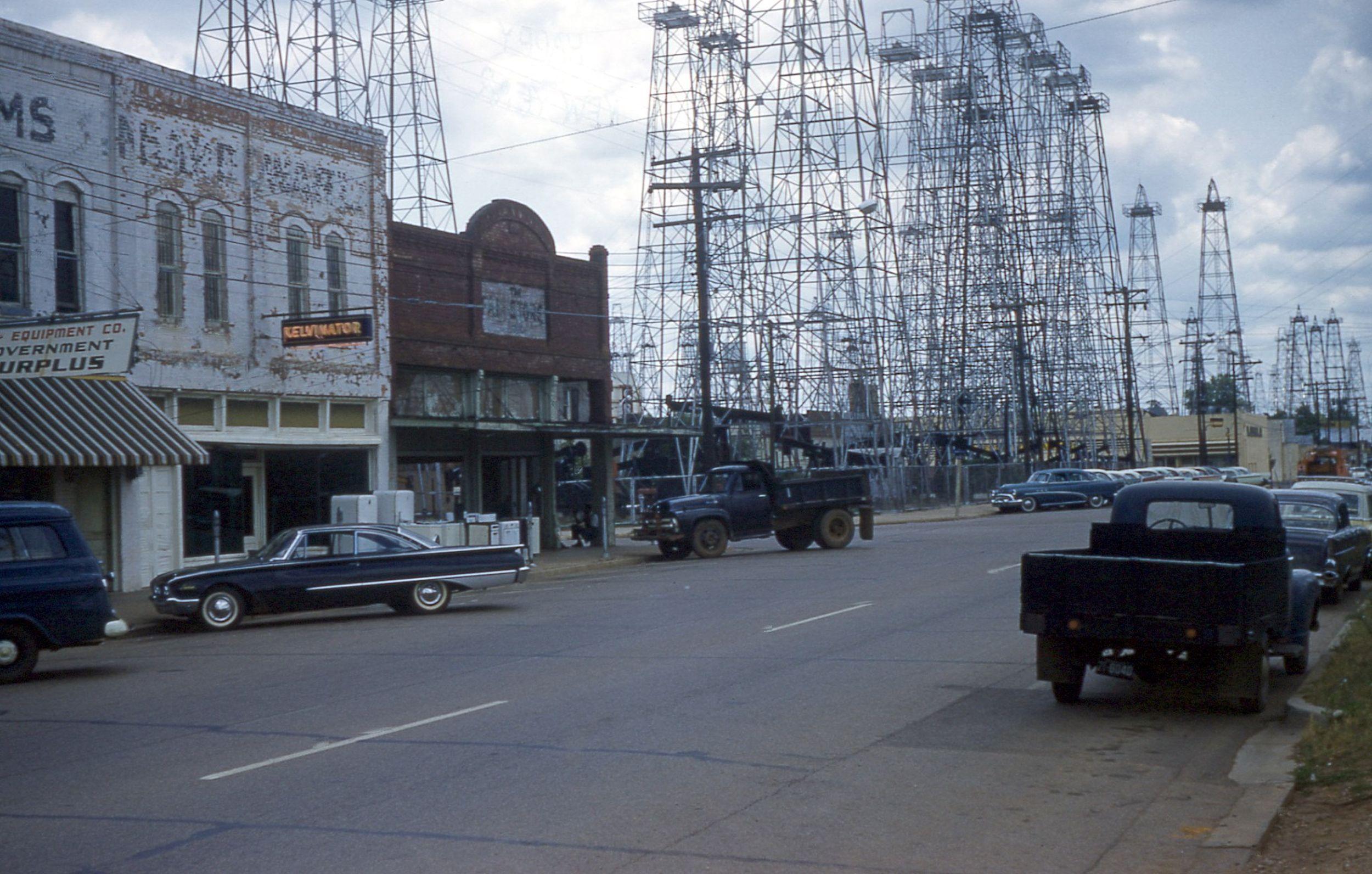 Kilgore tx 1960 kilgore texas kilgore places to go