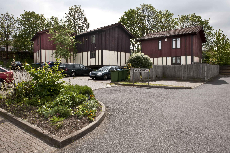 parish wharf off woodhill 1992 5 co operative housing in south rh pinterest co kr