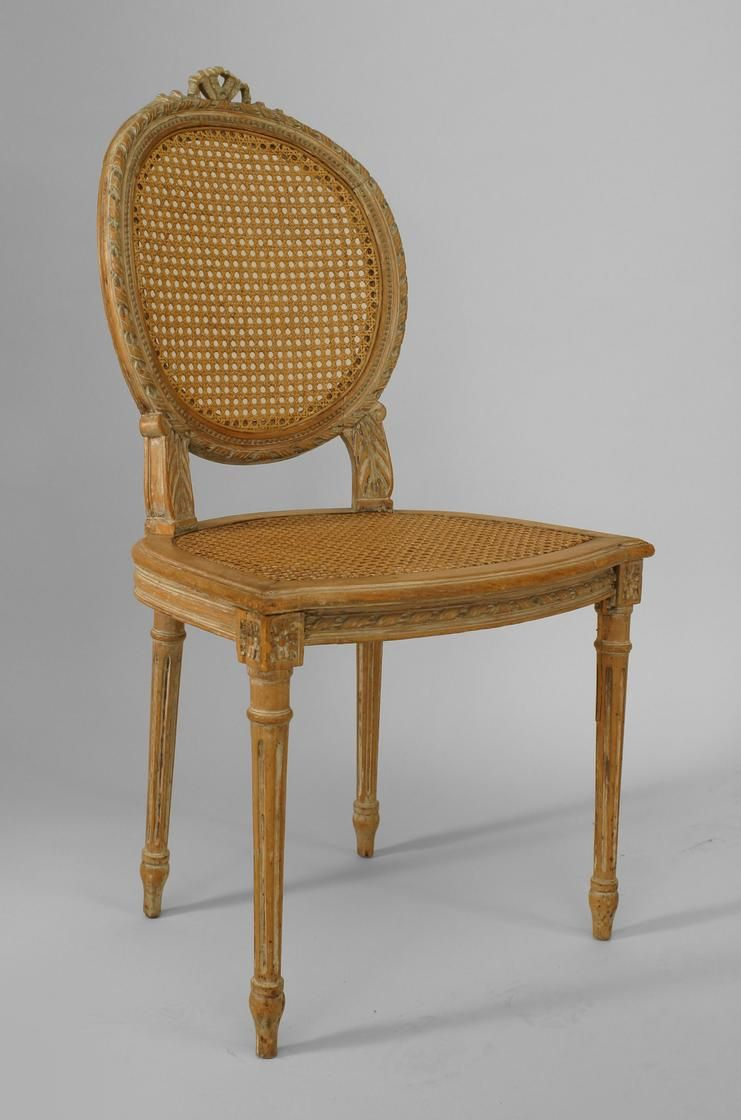 French Louis Xvi Bleached Side Chairs Victorian Chair Chair Rococo Furniture