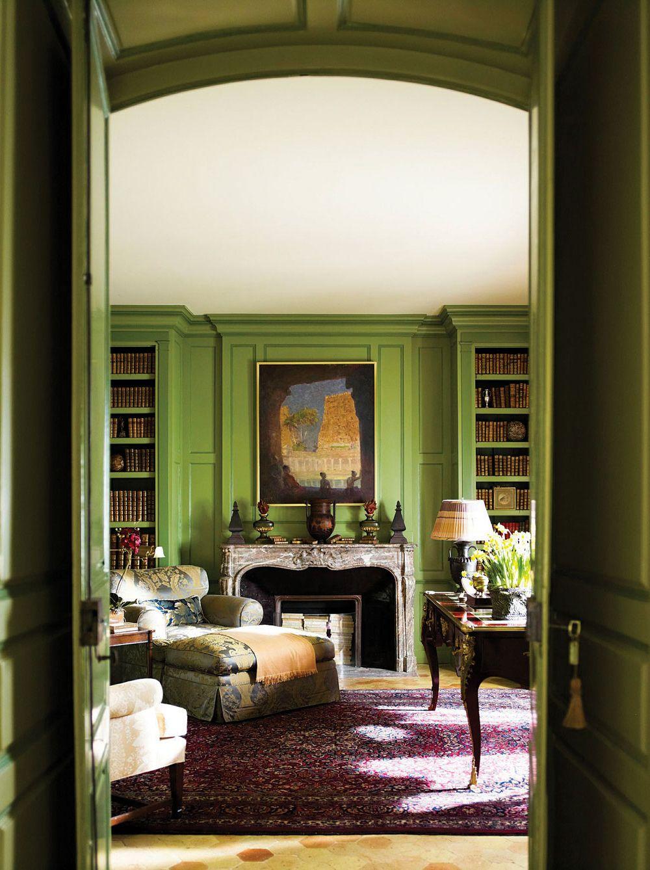 the apple green library conscious magazine colorconfidence rh pinterest com