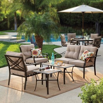 sonoma goods for life chatham collection outdoor furniture rh pinterest com