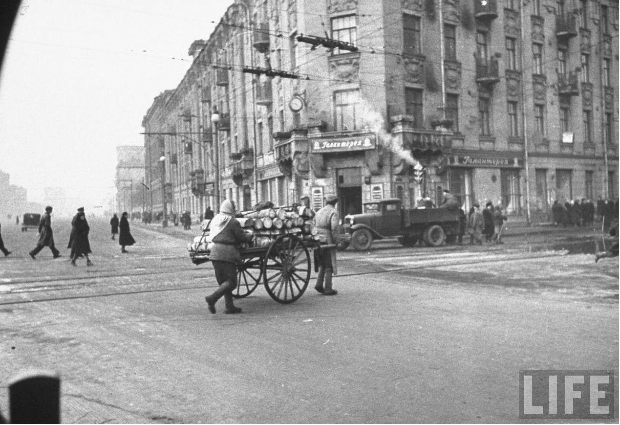 "Москва 1947 года на страницах журнала ""Life"": skif_tag ..."