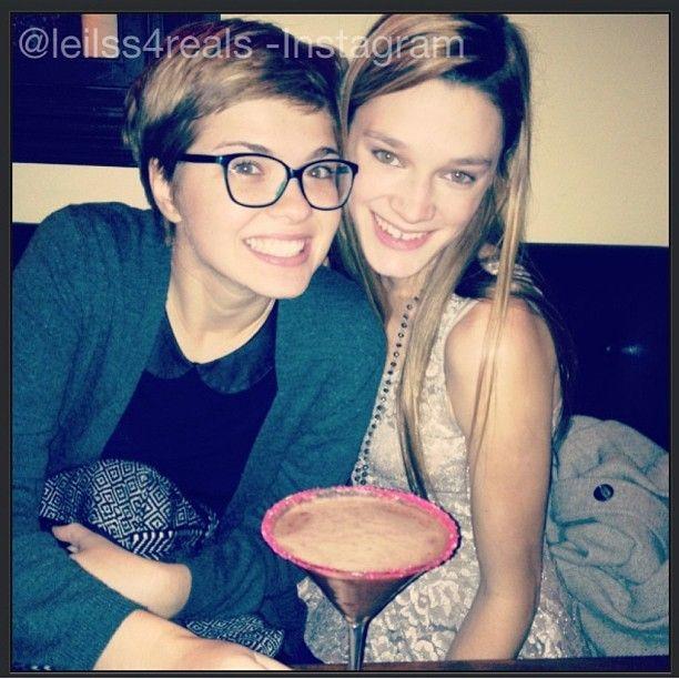 Leila Goldkuhl 19 Jessie Rabideau 19 Instagram Posts Besties