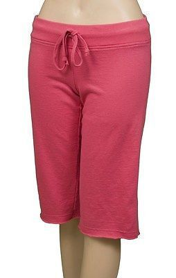 Twisted Heart Kenzie Jam Womens Shorts Pink Size S ~
