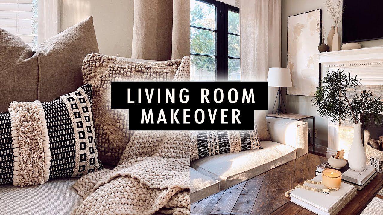 Extreme Living Room Makeover Diy Home Decor Xo Mac