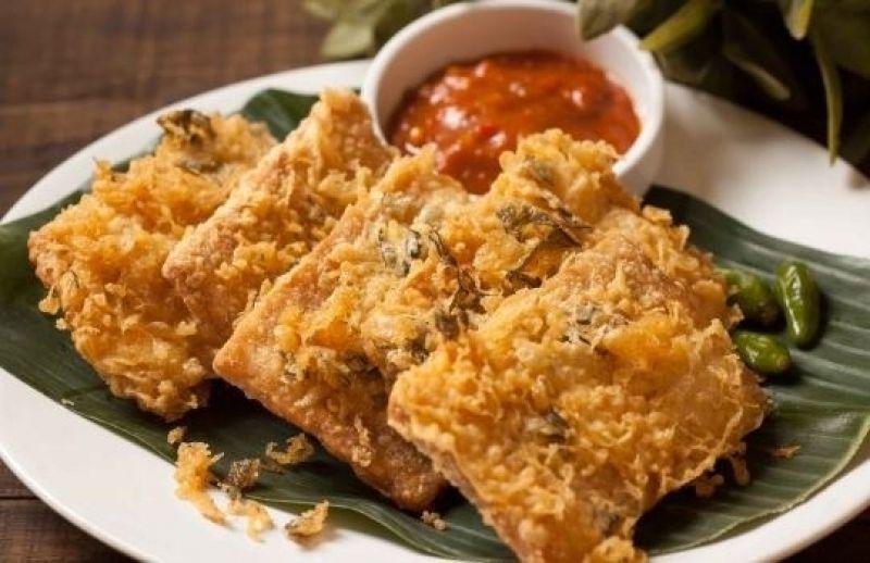 Resep Masakan Tempe Goreng Kriuk Resep Dan Cara Membuat Tempe Goreng Kremes Renyah Dan Gurih Qudapan Food Tempe Goreng Cooking