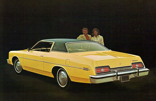 The 5 Cheapest Full Size Coupes Of 1973 Ford Galaxie Ford