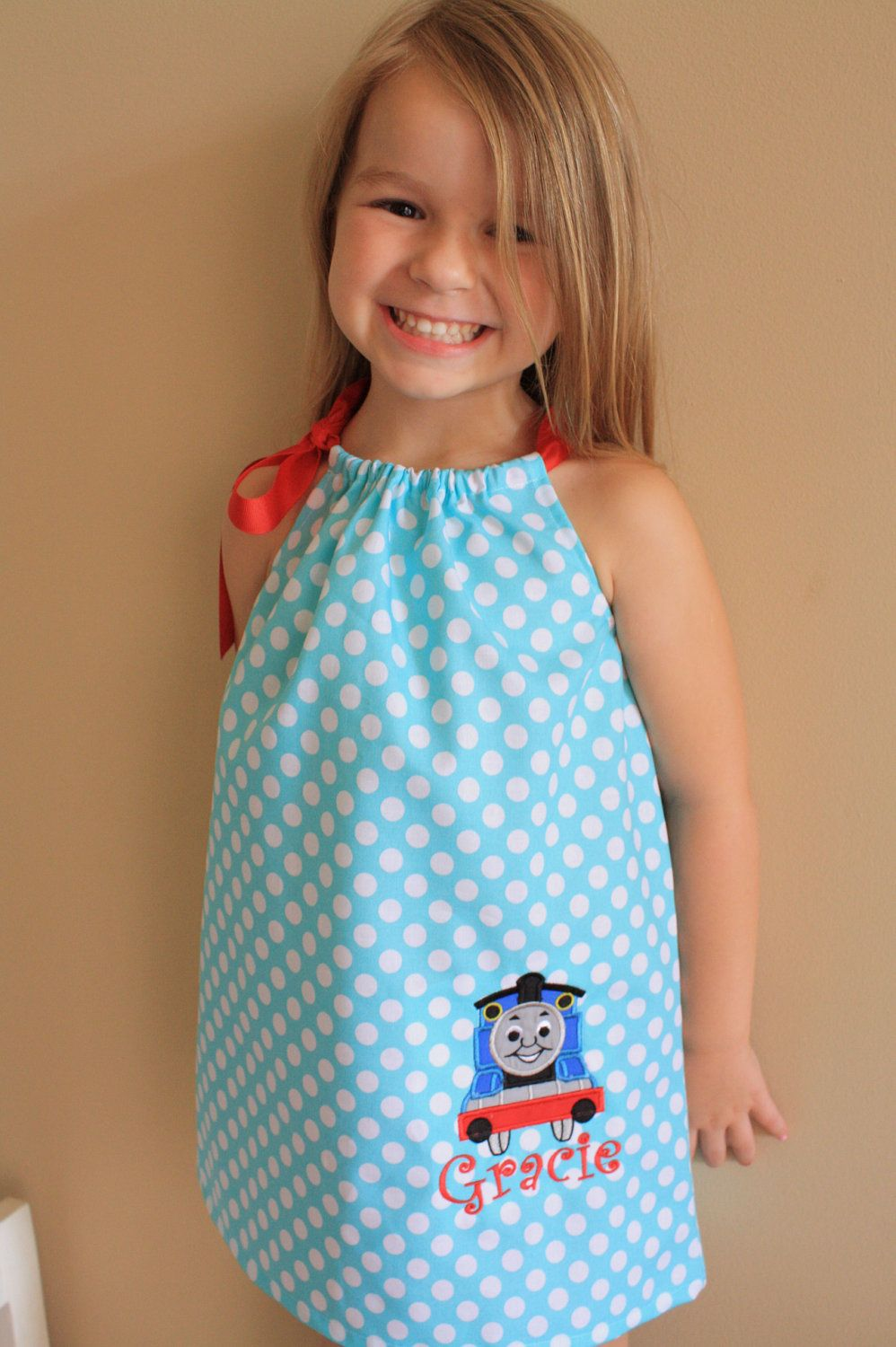 Thomas The Train Pillowcase Interesting Bottom Ruffles Add On  Toddler Girls Aqua And Birthdays Inspiration Design