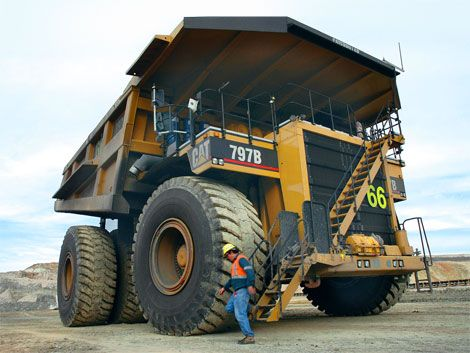 mega vehicles pm rides 5 of america s largest moving machines rh pinterest com