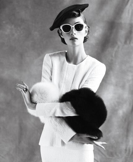 ♔ Chanel ~ 1950's
