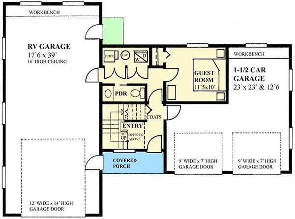 Beautiful Rv Garage With Apartment Photos - Moder Home Design ...