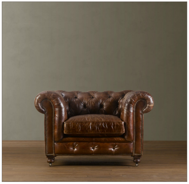 Gentlemans Club Chair Introducing Man Cave Monday: Leather Chairs |  Nashville Luxury Team