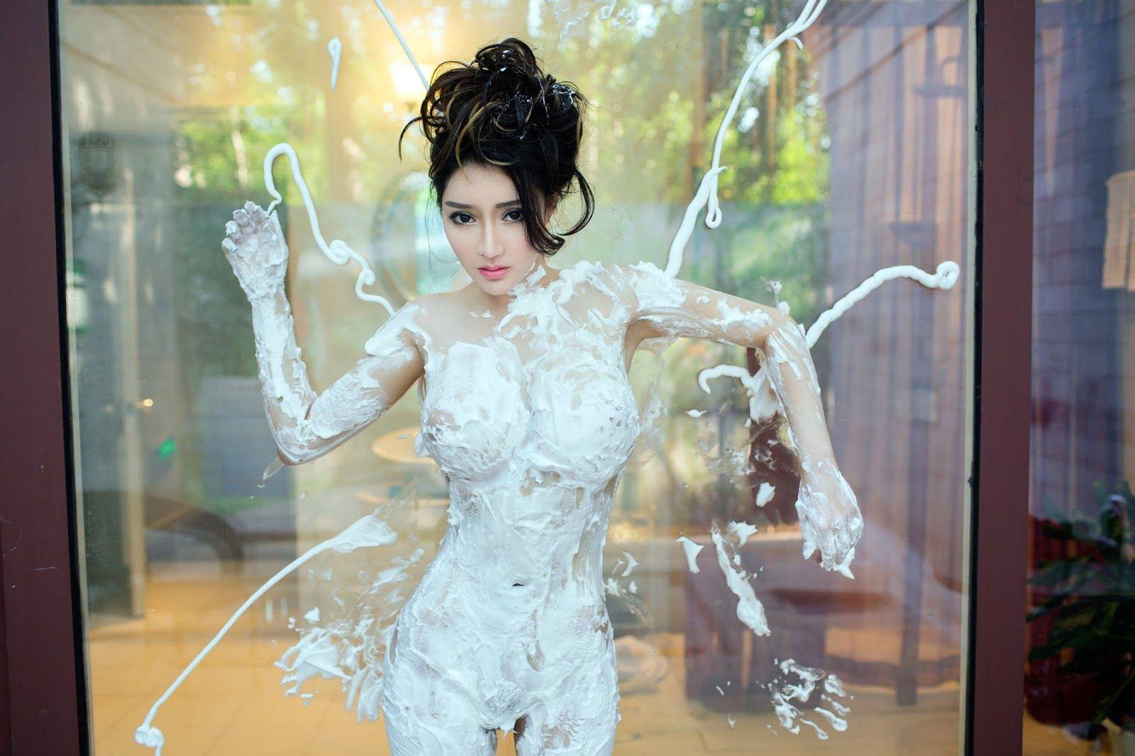 Mai Ping Guo Nude Photos 35
