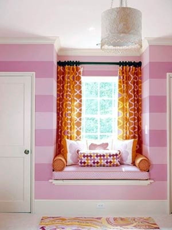 15 Cool Window Seats For A Kids