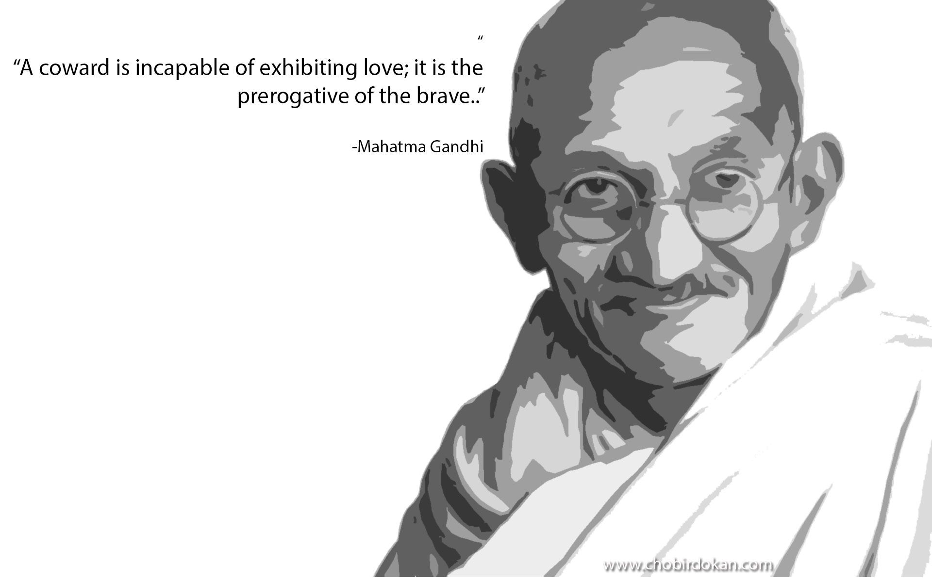 Gandhi Quotes On Love Adorable Here Are Some Mahatma Gandhi Short Quotes On Love And Life