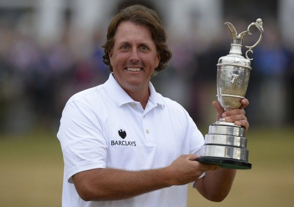 phil mickelson open championship 2013   ... British Open ...