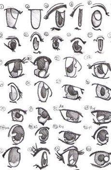 Resultados De La Busqueda De Imagenes De Google De Http Www Howtodrawguide Com Wp Content Uploads Image How To Draw A Manga Drawing Manga Eyes Anime Drawings