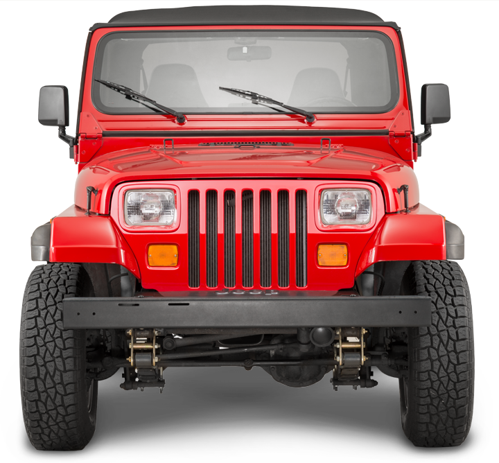 Crown Automotive 55345059 Replacement Steel Hood For 87 95 Jeep Wrangler Yj Jeep Wrangler Yj Jeep Wrangler Jeep Wrangler Accessories