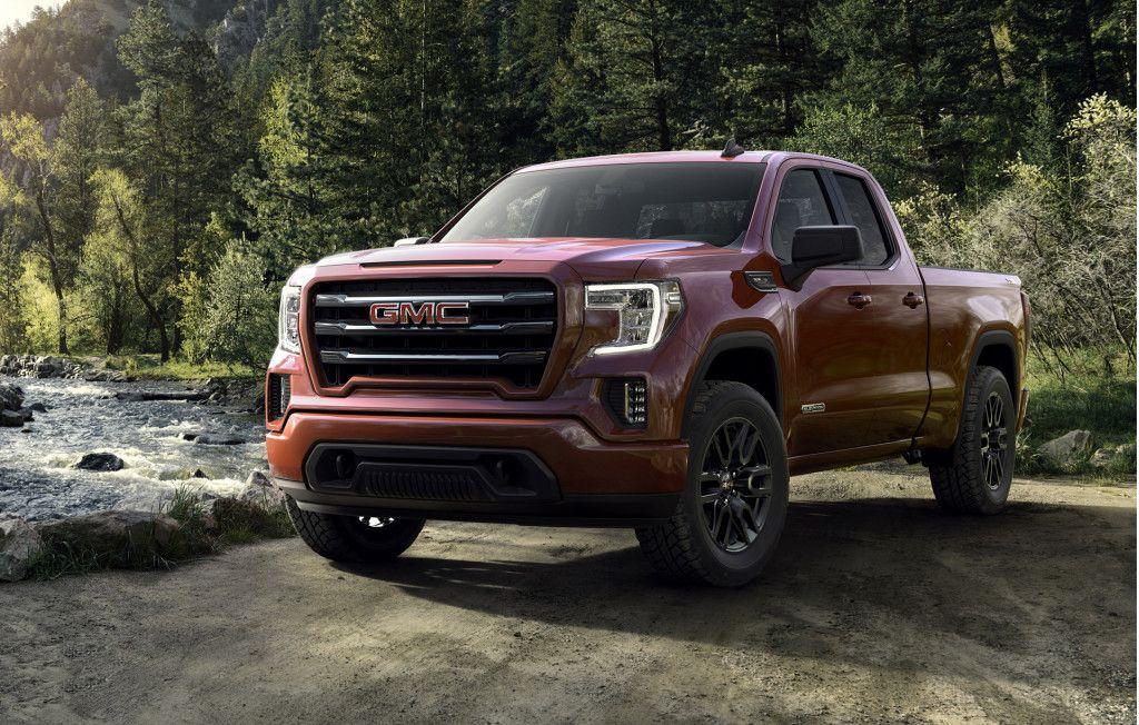 2019 gmc sierra 1500 elevation trucks suvs pinterest trucks rh pinterest com