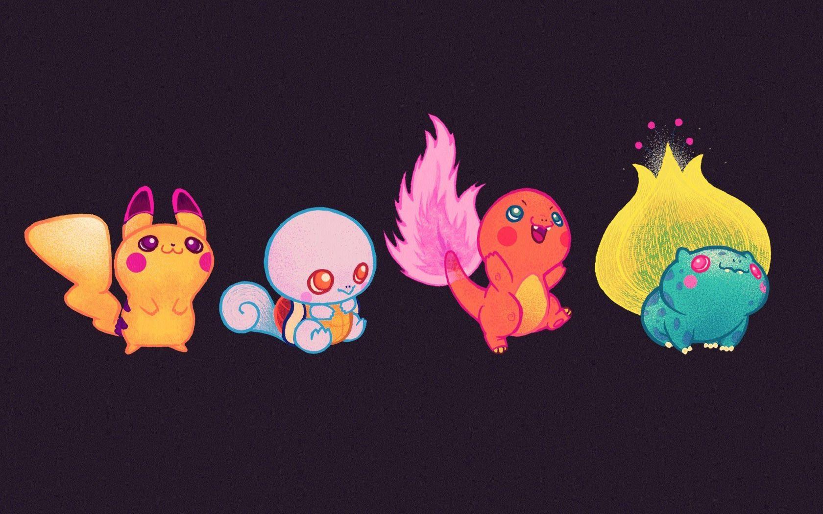 Download Cute baby Pokemon wallpaper Download Cute