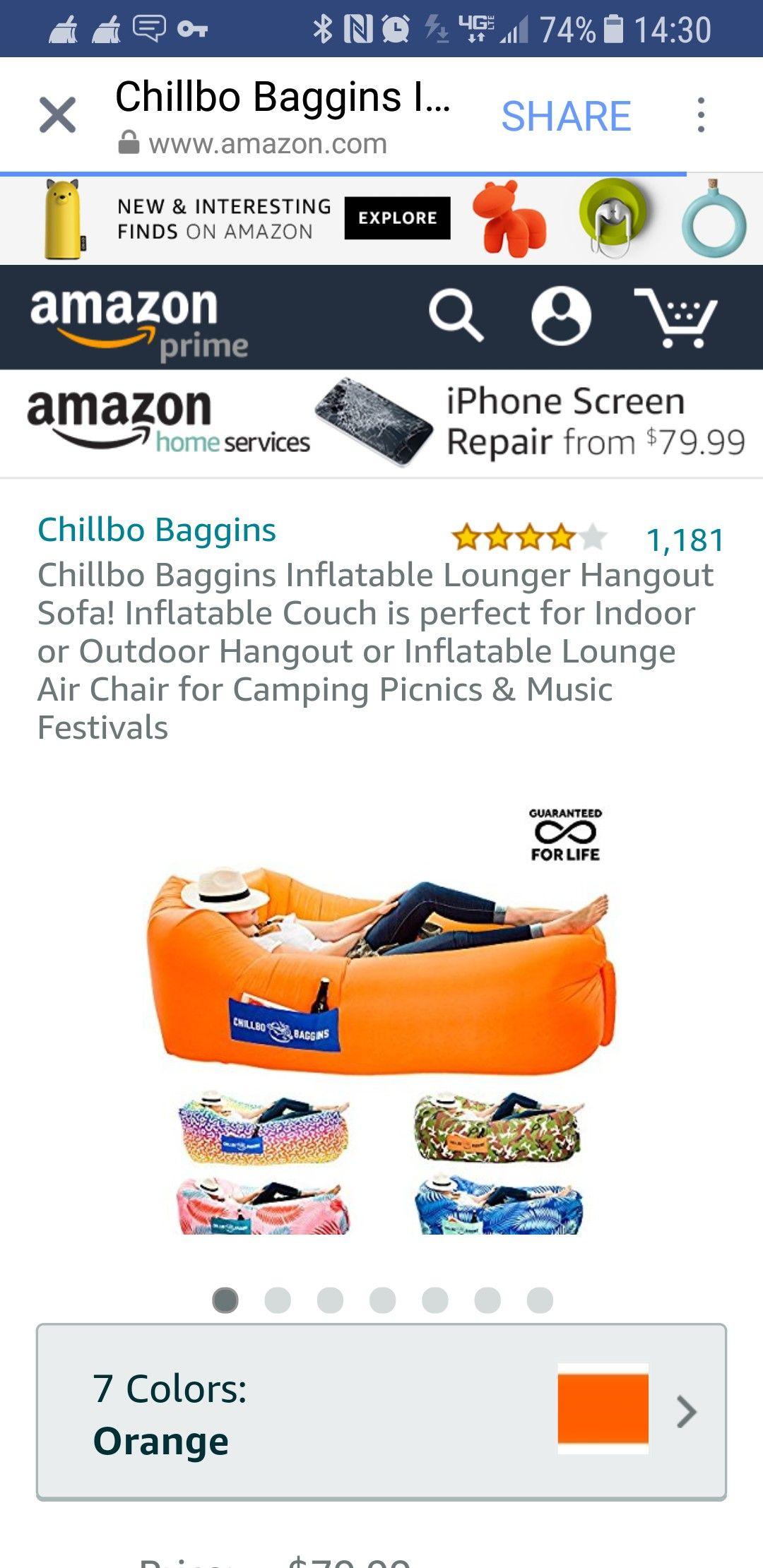 Pin by Merlynn Davis on Neat ideas Air chair, Amazon