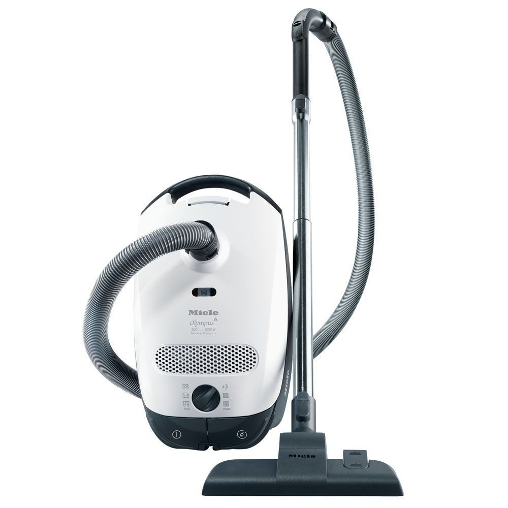 Canister Vacuums Work Best In Homes With Bare Floors