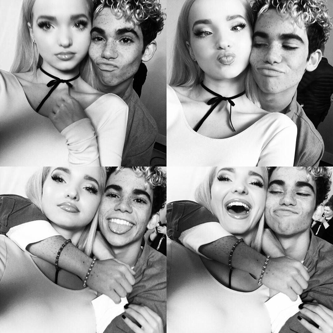 Dove Cameron Posted On Her Instagram Cameron Boys Cameron Boyce Girlfriend Cameron Boyce