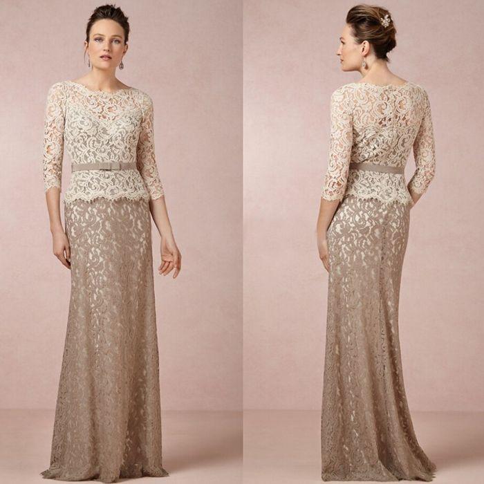 vestidos para madrina de bodas 2016 - Buscar con Google | NOVIAS Y ...