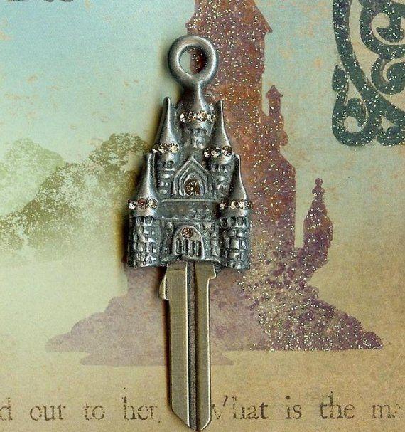 Decorative house key blanks