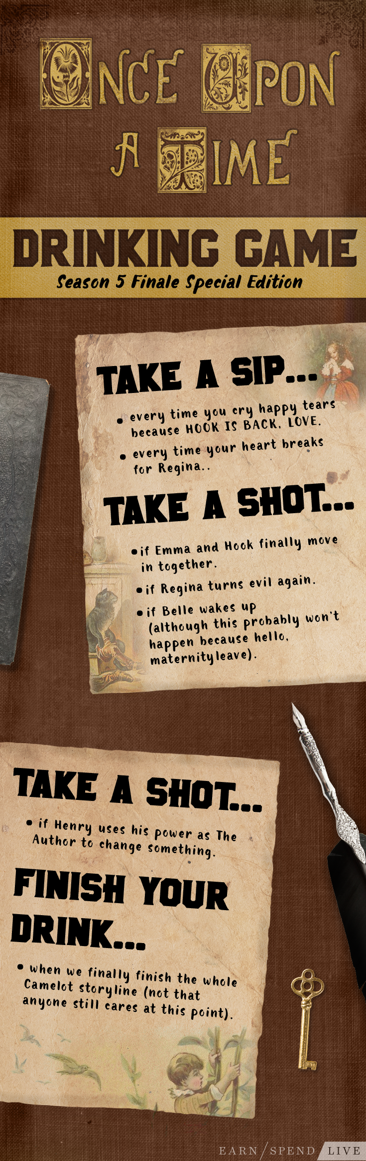 Once Upon A Time In Hollywood (2019) Drinking Game - Drink ...