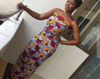 Robe de bal/Wax imprimé africain, tissu Ankara, mode Ankara, mode africaine, vêtements africains, Native femmes, vêtements femmes africaines, dashiki #ankaramode