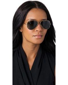 Ray-Ban Original Unisex Aviator Sunglasses   Asian Bloggers Wear ... e5c421da53