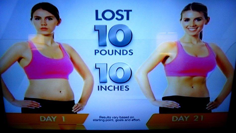 14 day weightloss challenge