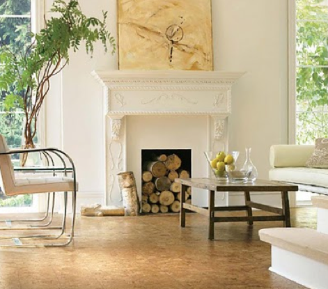 Vancouver Interior Designer Is Cork Flooring Trendy or Classic Yay