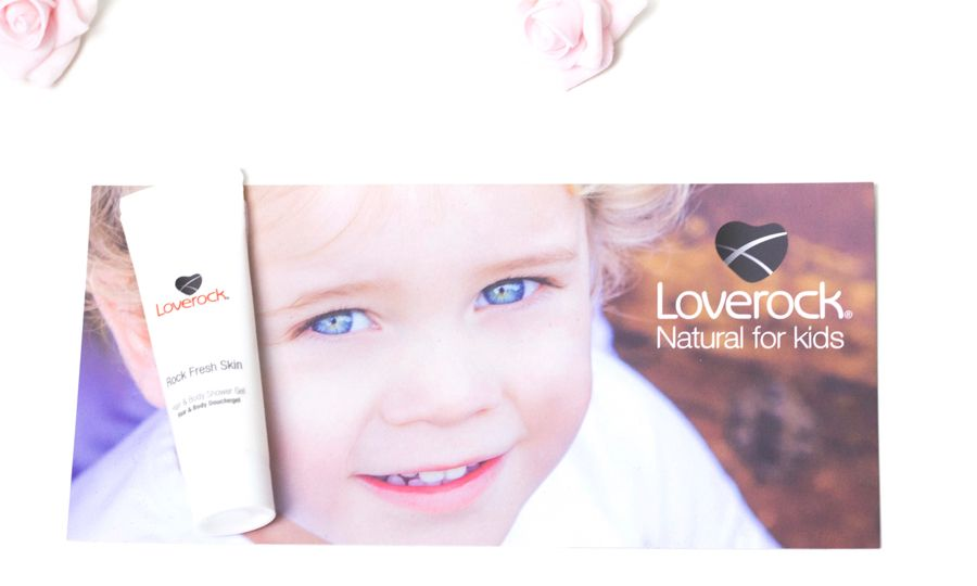 Young Beauty Organic beauty box: Love rock