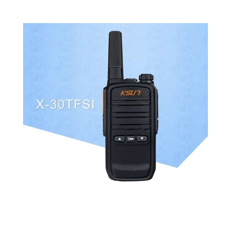 Ksun X 30 Mini Version Walkie Talkie Radio Uhf 400 470mhz Two Way Radio Portable Communicador Handheld Hf Transceiver Two Way Radio Walkie Talkie Handheld