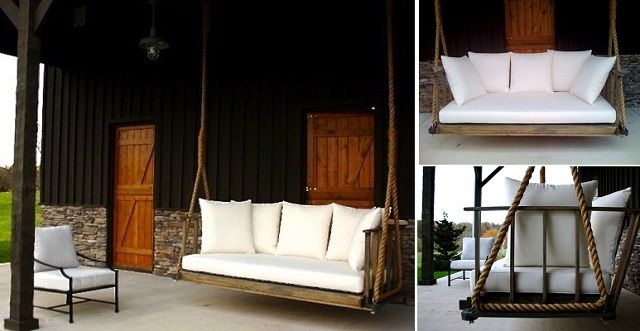 ♪ღ♪*•.¸¸¸.•*¨¨*•.¸¸¸.•*•♪ღ♪¸.•*¨¨*•.¸¸¸.•*•♪ღ♪•* ♪ღ♪ ✔ Tag Yourself or Share to Add to your Timeline ✔  DIY Giant Porch Swing  See more at: http://www.goodshomedesign.com/diy-giant-porch-swing/  ☆ Thank you for passing my things around ya'll! ☆ ********************************************** Add or Follow me: https://www.facebook.com/piamaya  Get your Skinny on! 100% natural! NO wraps! NO shakes! NO fake food! NO hormones!!  Start here: http://Piamaya.sbc90.com/   Do You Want Beautiful Skin…