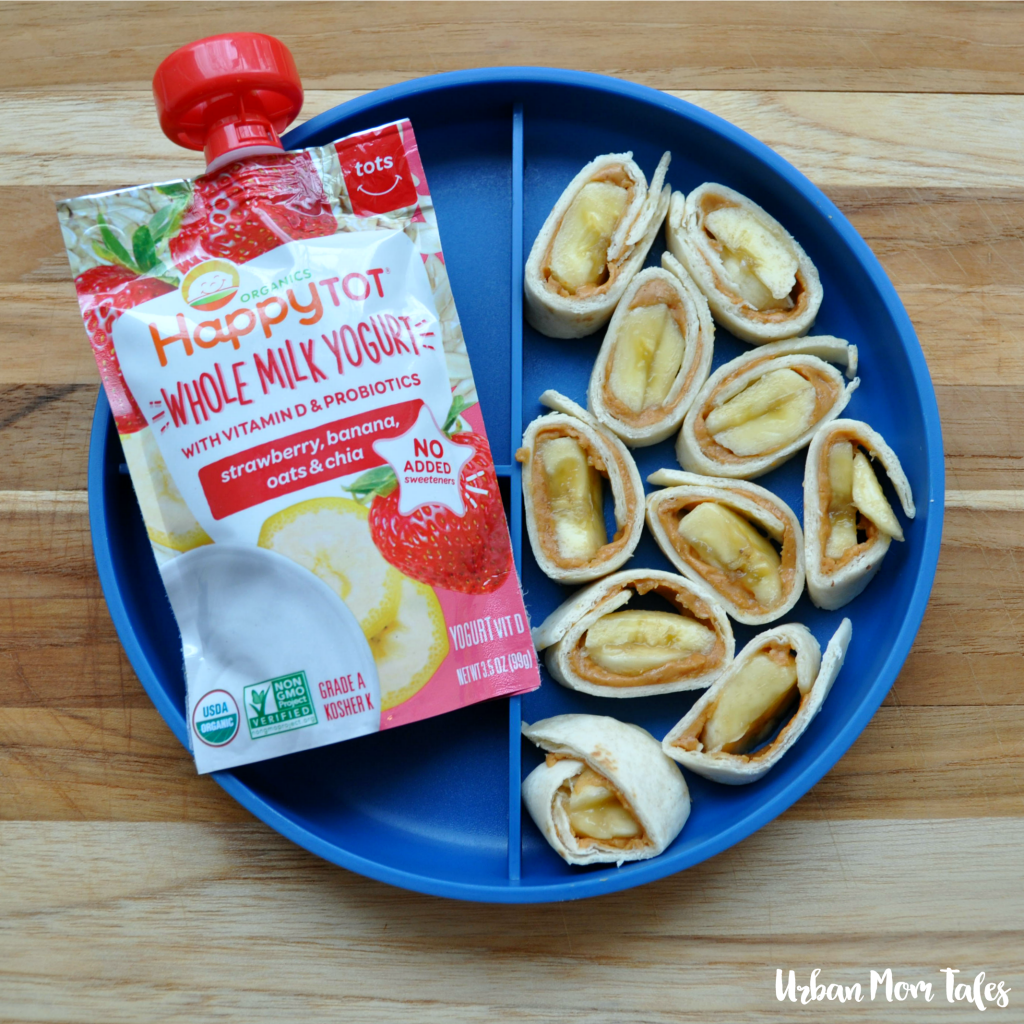 Quick & Nutritious Breakfast Ideas For A One Year Old