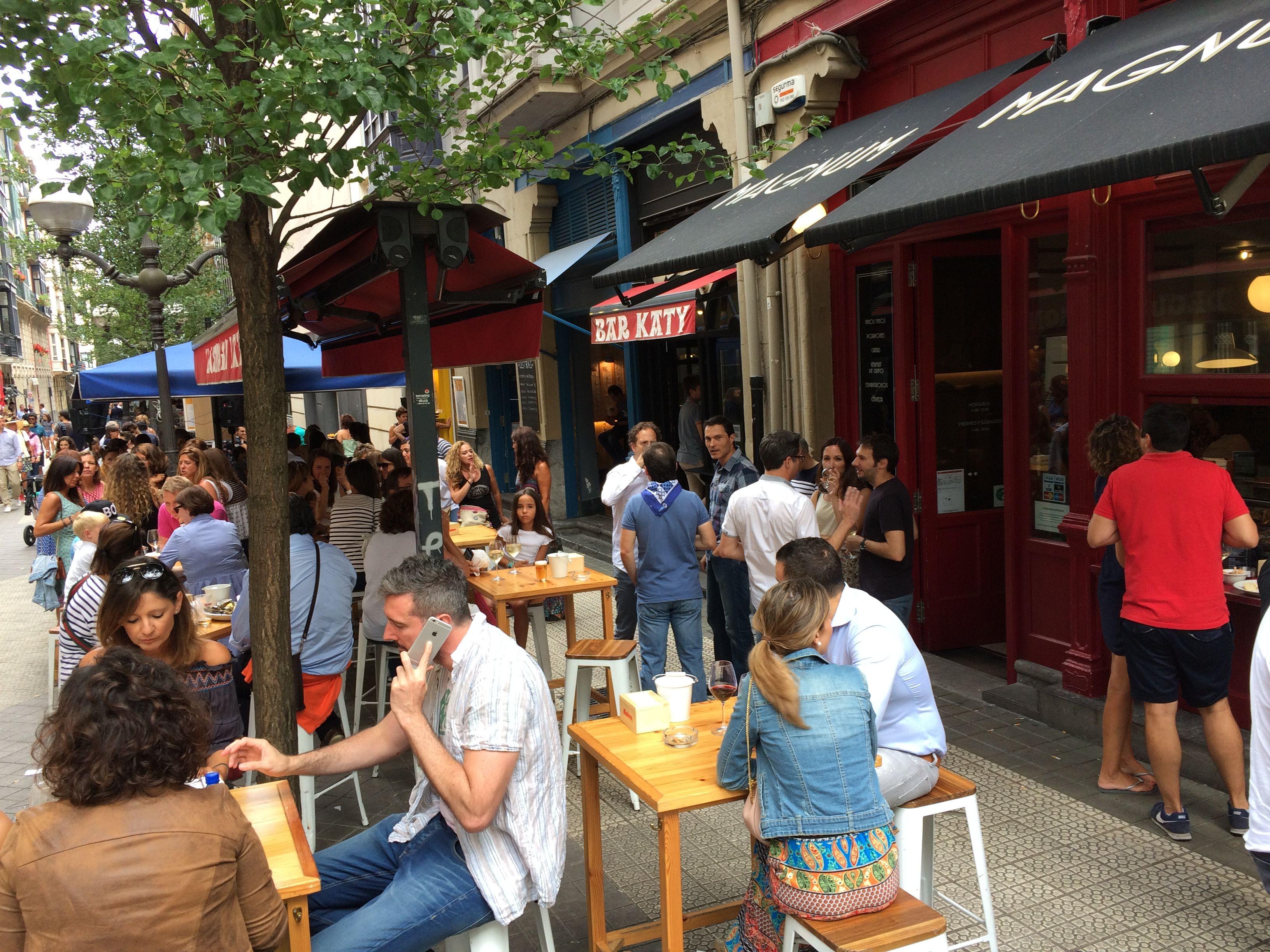 Calle Ledesma Bilbao España Calle
