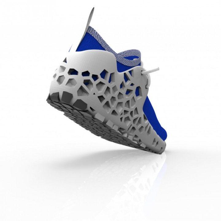 Individuell angepasste Schuhe mit optimalem Fußbett und einer perfekten Passform? Und das alles in einem super Design? Diese Vision ist dank 3D Printed Footprint Footwear jetzt Realität geworden. http://www.activelifestyle-blog.com/laufkomfort-in-3d/