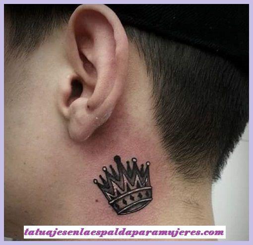 Tatuajes pequeos para hombres Tatuajes En La Espalda Para Mujeres