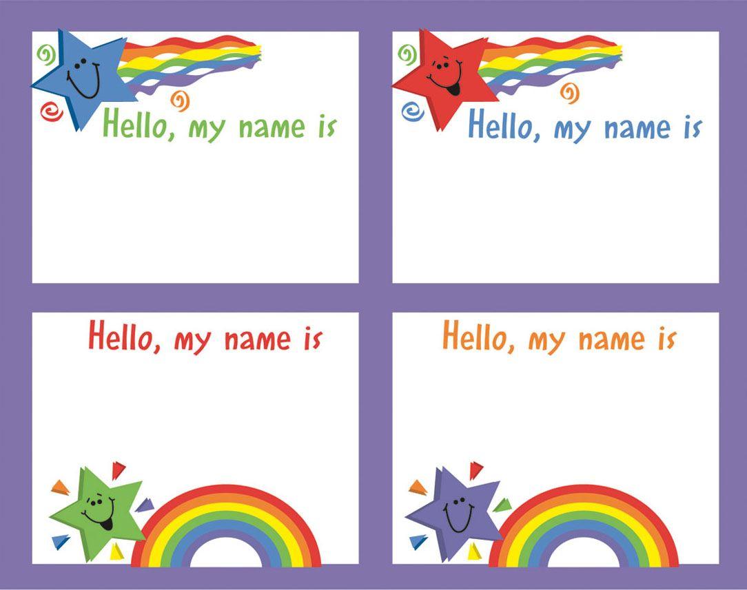 names tags for kids buscar con google pinteres