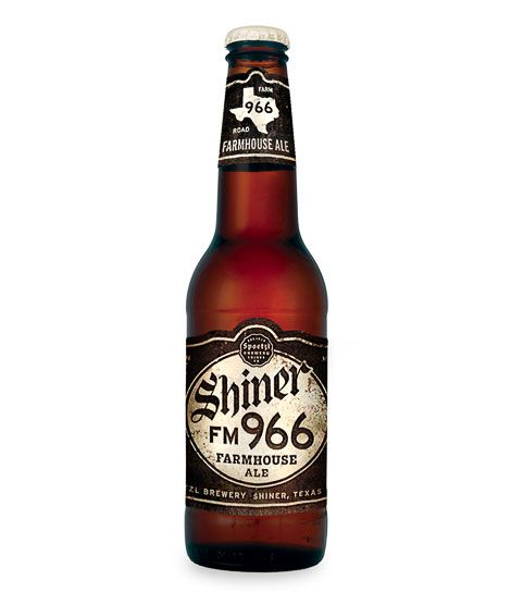 shiner fm 966 farmhouse ale ale package design and beer club rh pinterest com