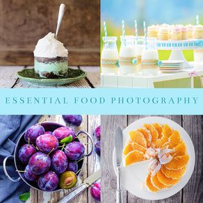 Blog Or Website Storyboard Essential Food Photography Action Set