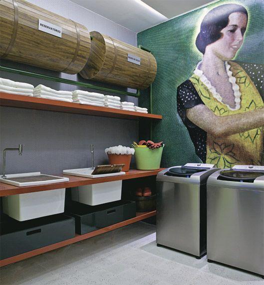 Lavanderia (laundry) #casacor2011