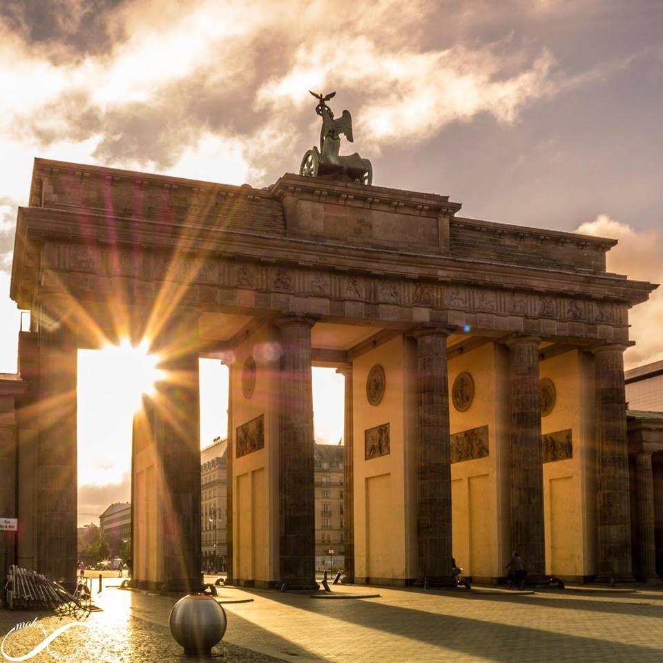 Brandenburger Tor Brandenburg Gate House Styles Photo Germany