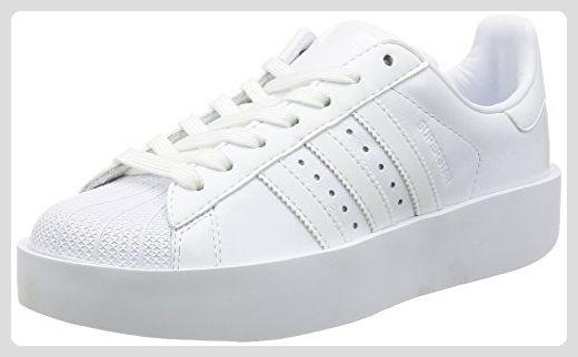 Adidas Originals Damen Sneakers Superstar Bold Weiss 10