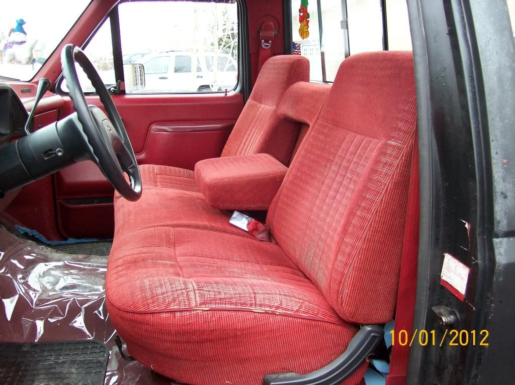 Seat Swaps Ford Truck Enthusiasts Forums Seating Ford Truck Trucks